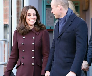 The surprising etiquette behind Duchess Catherine's maternity coats