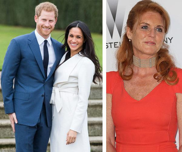 Paul thinks Fergie WILL go to Harry and Meghan's Royal Wedding.