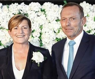 Christine Forster, Virginia Edwards, Tony Abbott