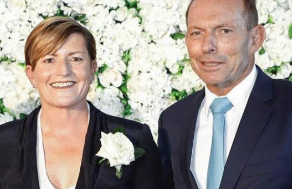 Christine Forster, Virginia Edwards, Tony Abbott