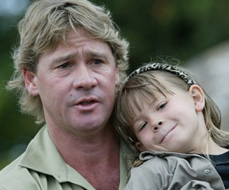 Bindi Irwin shares emotional tribute to Steve Irwin and we're trying not to cry