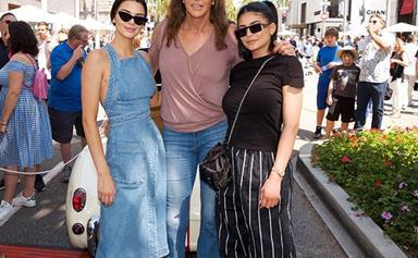 Caitlyn Jenner missed the birth of Kylie Jenner's baby girl to accept an award