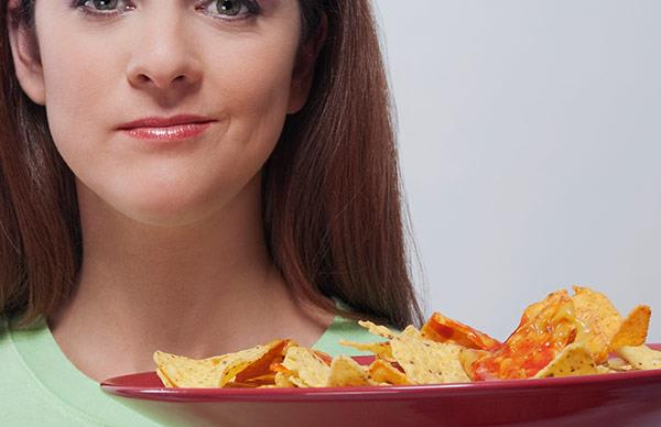 Stop freaking out 'Lady Doritos' sound amazing