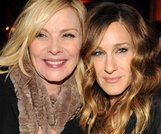 "What feud? SJP sends 'SATC' Co-Star Kim Cattrall ""love and condolences"" after her brother's death"
