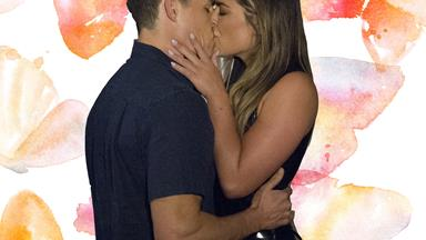 Neighbours scandal! Paige and Jack share a steamy night together