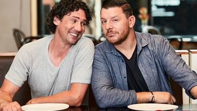 "EXCLUSIVE: My Kitchen Rules Colin Fassnidge & Manu Feildel admit ""We hated each other!"""