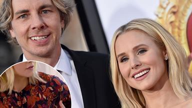 Kristin Bell admits she breastfed her husband to ease her mastitis