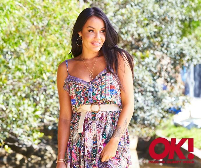 EXCLUSIVE: MAFS star Davina in secret love triangle!