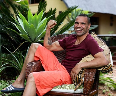 The Man breaks! Anthony Mundine QUITS I'm A Celebrity 2018