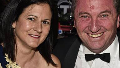 Barnaby Joyce is being publicly dragged right now but we can't stop thinking about Natalie