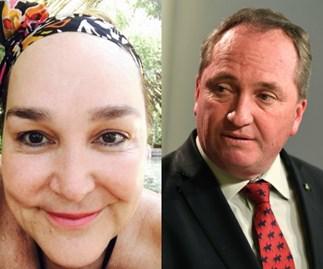 Kate Langbroek, Barnaby Joyce