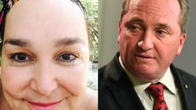 """Stop f***ing married men"": Kate Langbroek speaks out following Barnaby Joyce revelations"