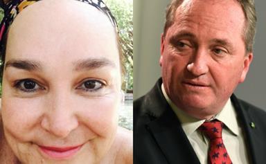 """Stop f***ing married men"": Kate Langbroek speaks out following Barnaby Joyce revelations"