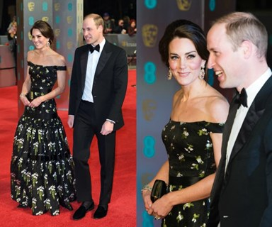 Mark your calendars! Prince William and Duchess Kate will attend the BAFTAs