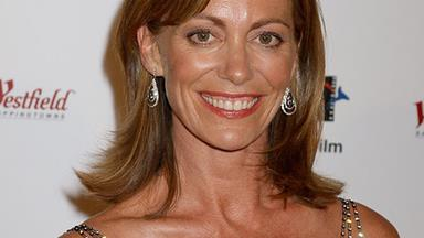 "I'm a celeb's Kerry Armstrong EXCLUSIVE: ""I'm addicted to getting married"""