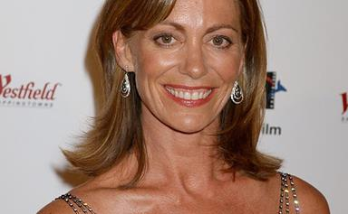 """I'm a celeb's Kerry Armstrong EXCLUSIVE: """"I'm addicted to getting married"""""""