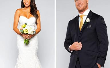 Experts we have a MAFS-mergency! Davina Rankin and Dean Wells kick off their affair