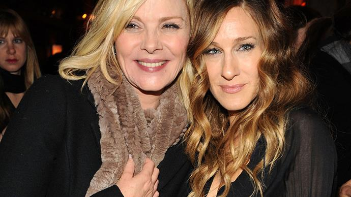 A timeline of Sarah Jessica Parker and Kim Cattrall's feud