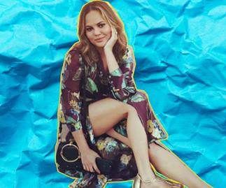Lessons on loving your body from real-woman Chrissy Teigen