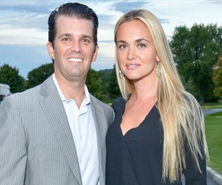 """This dangerous act goes beyond political differences"" Donald Trump Jr.'s wife rushed to hospital"