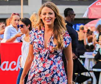 "Blake Lively is ""feeling very proud"" after working hard to lose 27kg following her second pregnancy"