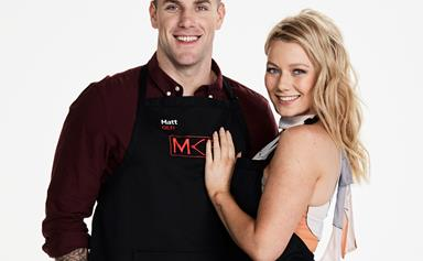 MKR's Matt and Aly: 'We're having a baby!'