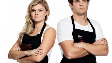 MKR: Ash and Matty become the first team eliminated this season