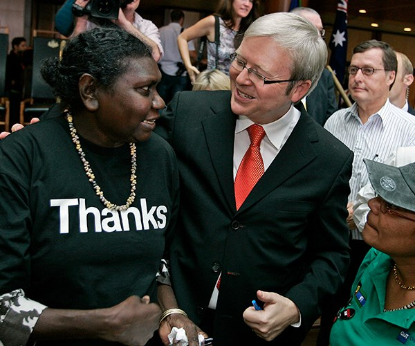 We might have said sorry to the Stolen Generations, but have we done anything to prove it?