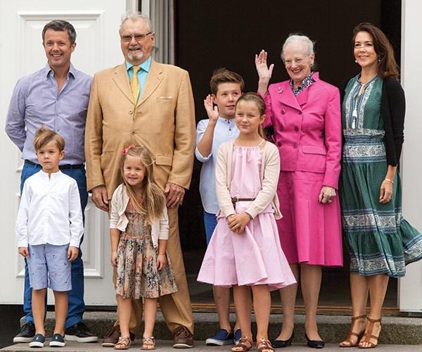 The Danish Royal Family