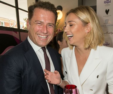 EXCLUSIVE: Karl Stefanovic marries Jasmine Yarbrough in an intimate commitment ceremony