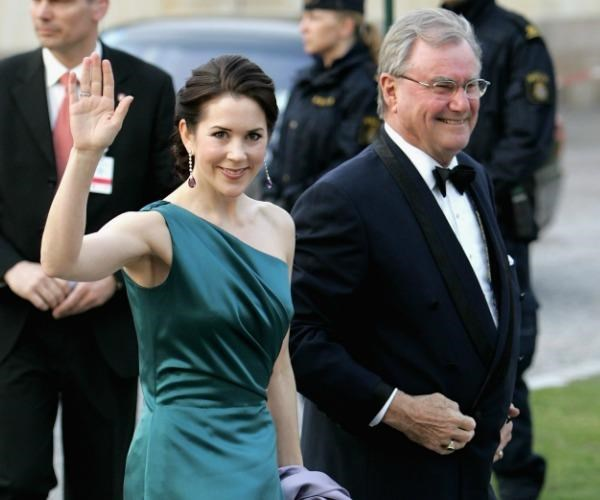 Princess Mary and Prince Henrik of Denmark