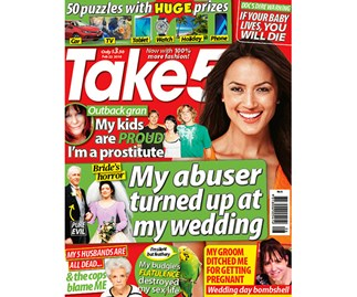 Take 5 Issue 8 Coupon