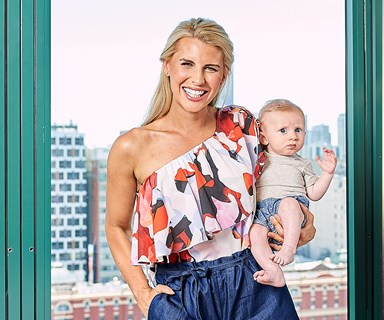 """EXCLUSIVE: What REALLY got Tiffiny Hall through her """"horrendous"""" pregnancy"""