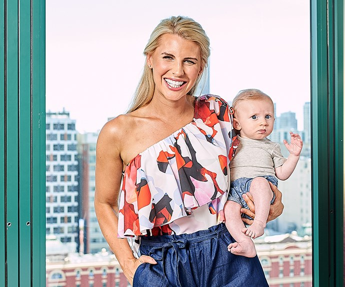 "What got Tiffiny Hall through her ""horrendous"" pregnancy"