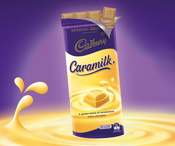 Cadbury recalls popular Caramilk bars just weeks after their release