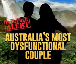 Guess who? One of Australia's most dysfunctional couples is headed to the jungle