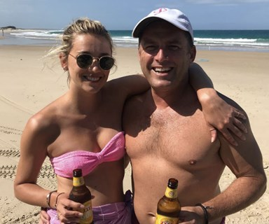 They're through hiding! Karl Stefanovic confirms his engagement to Jasmine Yarbrough