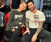 Adam Levine and Behati Prinsloo welcome baby number two