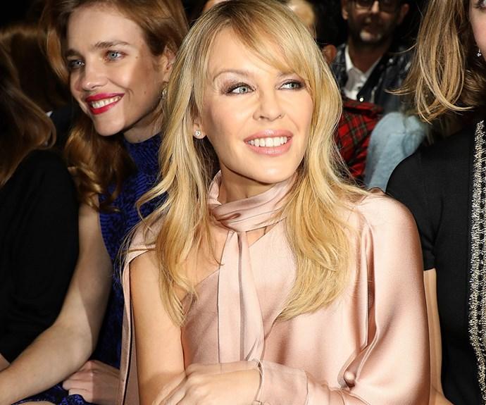 Kylie Minogue reveals heartache after Joshua Sasse split