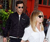 REVEALED: The last time Justin Theroux and Jennifer Aniston met up