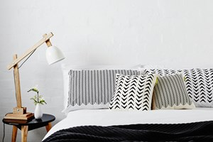 Light up your bedroom by winning 1 of 10 pillowcase sets