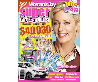 Woman's Day Superpuzzler Issue 122