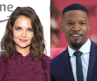 Jamie Foxx walked out of live interview when asked about his relationship with Katie Holmes