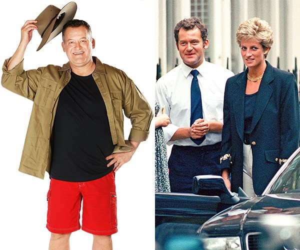 What would Princess Diana think of Paul Burrell on I'm A Celeb?