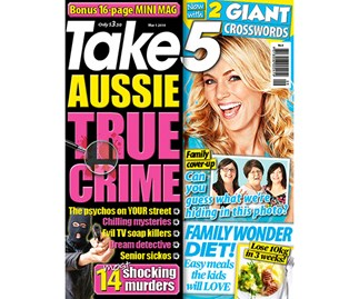 Take 5 Issue 9 Coupon