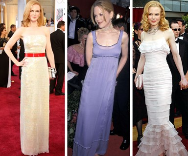 Proof Nicole Kidman never misses the mark on the Oscars red carpet