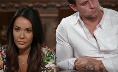 MAFS' Ryan Gallagher opens up about his rocky romance with Davina Rankin
