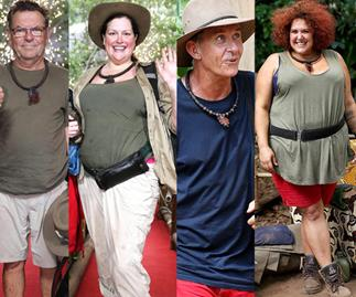 I'm A Celebrity weight loss