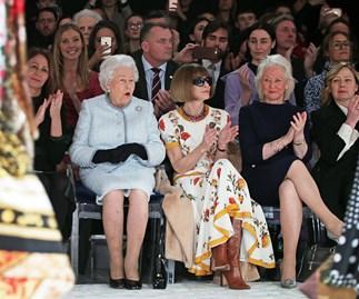 Queen Elizabeth II's personal assistant, Angela Kelly