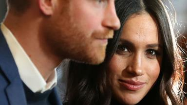 Prince Harry and fiancée Meghan Markle targeted in anthrax scare